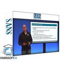 دانلود Sans SEC545 Cloud Security Architecture and Operations