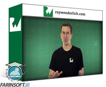 دانلود Raywenderlich Your First iOS and SwiftUI App