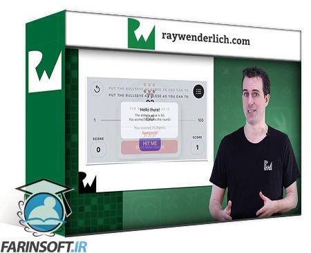 دانلود Raywenderlich Your First iOS and SwiftUI App Polishing the App