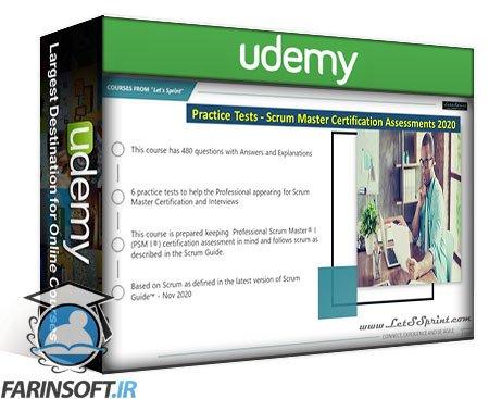 دانلود Udemy Agile & Scrum: Interview Preparation with Questions, Answers 2021