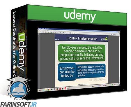 دانلود Udemy IS20 Security Controls Certification