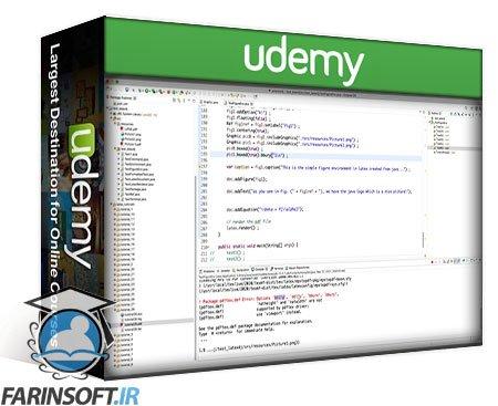 دانلود Udemy LaTeX for Java Developers
