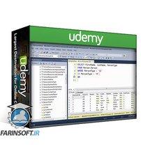 دانلود Udemy Microsoft SQL for beginners : ( MS-SQL Server,T-SQL, SSMS )