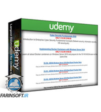 دانلود Udemy Windows Server 2019 Hyper-V, Storage, Clustering and NLB