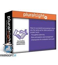 دانلود PluralSight Closing out Project Work