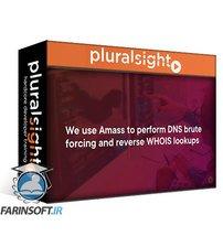 دانلود PluralSight Reconnaissance with OWASP Amass