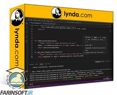 دانلود lynda 8 Things You Must Know in Python