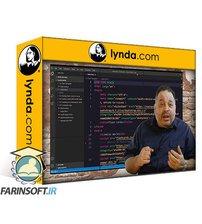 دانلود lynda Build a Flashcard App with Vanilla JavaScript and Bootstrap