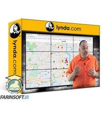 دانلود lynda Build a Google Maps App with JavaScript