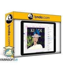 دانلود lynda Learning Illustrator on the iPad