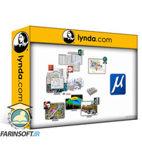 دانلود lynda Learning MicroStation CONNECT Edition for Building Designers