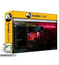 دانلود lynda Mixing and Sound Design: Multimode Filters