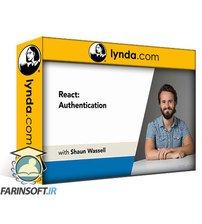 دانلود lynda React: Authentication