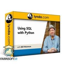 دانلود lynda Using SQL with Python