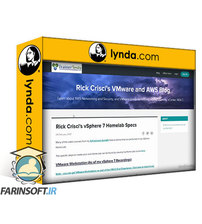 دانلود lynda VMware vSphere 7 Professional: 05 Updates and Upgrades