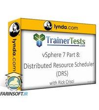 دانلود lynda VMware vSphere 7 Professional: 08 Distributed Resource Scheduler (DRS)