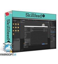 دانلود Skillshare Blender 3D Modelling & Animating A Stylized Oriental Scene