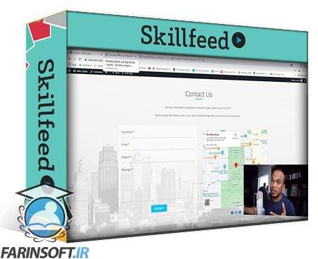 دانلود Skillshare Build a Business Website with Gutenberg 2021