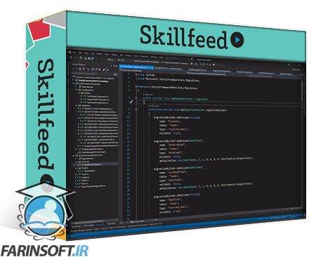 دانلود Skillshare Deep Dive With Entity Framework Core 5