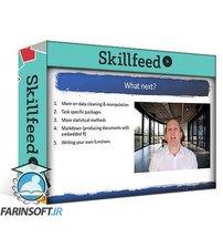 دانلود Skillshare Getting Started with R Statistical Software