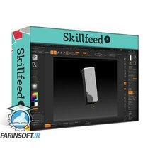 دانلود Skillshare How to Create Detailed 3D Sculpts – ZBrush Basics