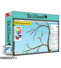 دانلود Skillshare Learn and Create Tree Digital Paintings with Autodesk Sketchbook