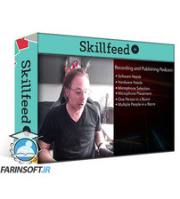 دانلود Skillshare Podcasting: Recording and Publishing Your Podcast