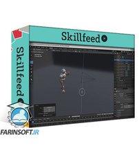 دانلود Skillshare Retro Robot 3/3: Posing and Rendering in Blender 2.9