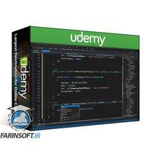 دانلود Udemy .NET Core Microservices – The Complete Guide (.NET 6 MVC)