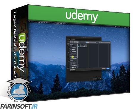 دانلود Udemy Adobe Premiere Pro 2021 Ultimate Course