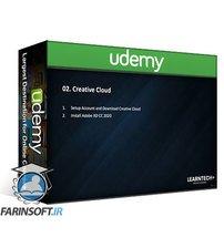 دانلود Udemy Adobe XD 2021 Ultimate Course