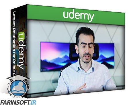 دانلود Udemy Adobe XD for Web Design: Essential Principles for UI & UX