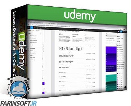 دانلود Udemy Advanced React For Enterprise: React for senior engineers