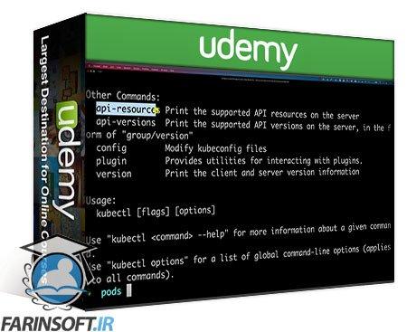 دانلود Udemy AmigosCode – Mastering Kubernetes