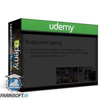 دانلود Udemy Artificial Intelligence: Reinforcement Learning in Python