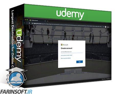 دانلود Udemy Azure Service Bus for Developers