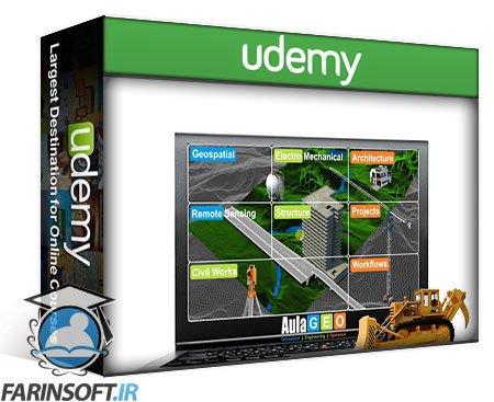 دانلود Udemy Blender city and landscape modeling