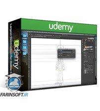 دانلود Udemy Class101 – Character Design for Children's Books and Comics with Dominic Cellini