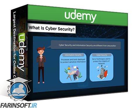 دانلود Udemy Cyber Security Training for Beginners