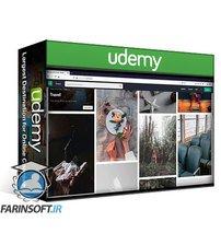 دانلود Udemy Design Beautiful Thumbnails for YouTube Videos – Adobe XD