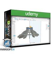 دانلود Udemy Designing for Laser Cutting with Fusion 360