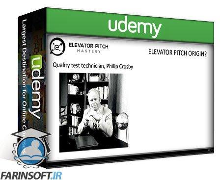 دانلود Udemy Elevator Pitch Mastery- Answer