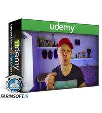 دانلود Udemy Full Stack Web Development Bootcamp with React and Python