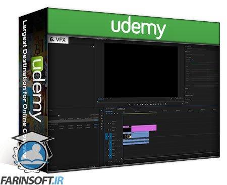 دانلود Udemy FullTimeFilmmaker – Davinci Resolve Editing Workflow