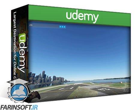 دانلود Udemy Learning To Fly an Airplane: Beginner
