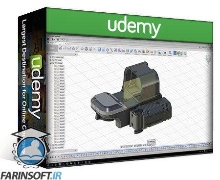 دانلود Udemy LearnSquared – Hard Surface Modeling with san Francisco based Concept Designer Kirill Chepizhko