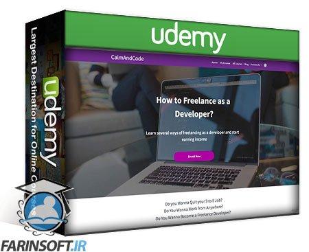 دانلود Udemy PHP | Build a Complete API