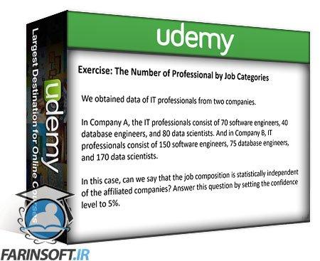دانلود Udemy Statistics Fundamentals: Bundled