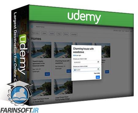 دانلود Udemy Test-Driven Development with React