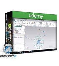 دانلود Udemy The Complete Siemens NX course 2021: From zero to expert!